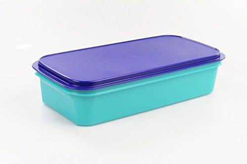 TUPPERWARE Kühlschrank 3,0 L tütkis blau FrischeBoy Frischetresor Fridge Frische - Tupperware Kühlschrank Frisch
