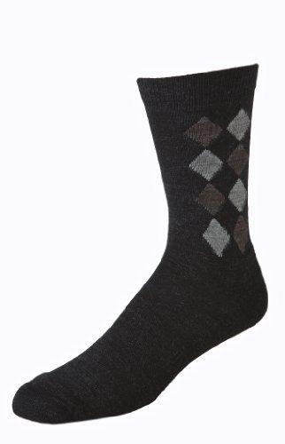 TEKO Herren 's Active Lifestyle Teko Innsbruck Socke, Herren, Charcoal Heather/Gray (Heather Gray Charcoal)