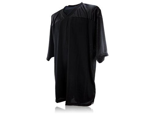 American Football Flag T-shirt noir Taille YM de 4x l L noir
