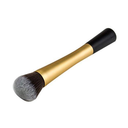 Blush Poudre Cosmétique Pointillé Pinceau Fond De Teint Outil De Maquillage Doré Modèle1052