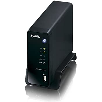 ZyXEL NSA310 Media Server 1-Bay Unità di storage