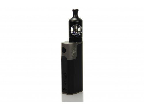 Aspire Zelos E-Zigaretten Set 50 Watt, schwarz (Aspire E-zigaretten Sets)