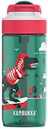Kambukka Lagoon Water Bottle with Spout Lid, Kids Water Bottle, Travel Mug, Leak Proof, BPA free, Dishwasher S