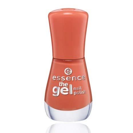 Esmalte The Gel Nail Polish - 96 Orange To Go - Essence