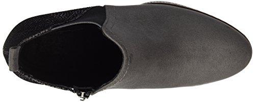 Marco Tozzi Damen 25358 Stiefel Grau (Dk.Grey Comb)