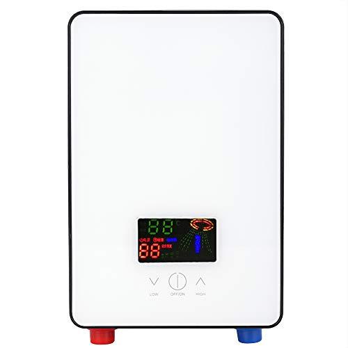 220 V 6500 Watt Durchlauferhitzer Elektrische Durchlauferhitzer Küche Bad Wasserkocher mit Duschkopf für Home Bad Dusche