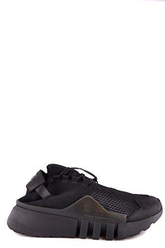 newest 18b8c e0d9a adidas Y-3 Yohji Yamamoto Sneakers Uomo Cg3171 Tessuto Nero