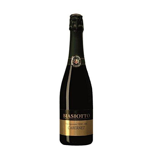 Biasiotto vino Biasiotto Cabernet Spumante Demi-Sec NV