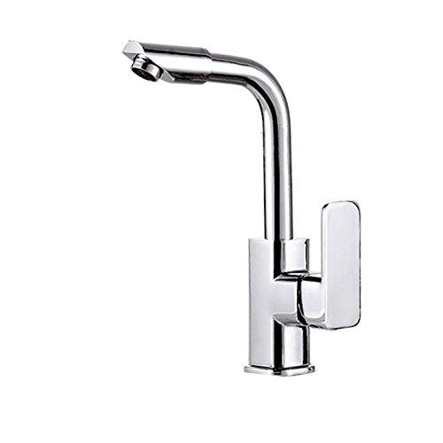 Wasserhahn- Wasserhahn Bad Küche Waschbecken heiß und kalt waschen Pool Single Loch über Zähler Wasserhahn (größe : D)