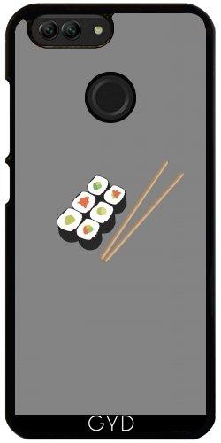 Hülle für Huawei Nova 2 - Sushi-Rollen Mit Stäbchen by ilovecotton