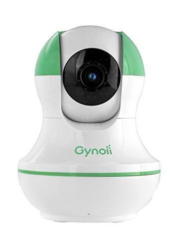 Gynoii - Monitor de Vídeo para Bebés Pan-Tilt y WiFi Inalámbrico con...