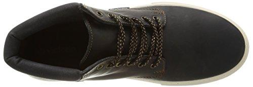 Victoria 525004, Bottes Classiques fourrées mixte adulte Noir (Negro)