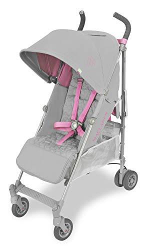 Maclaren Quest Silla de paseo - ligero, para recién nacidos hasta los 25kg, Asiento multiposición...