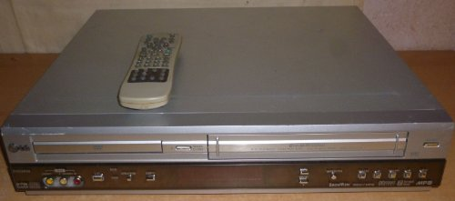 LG DVC-5935 DVD/VHS-Player Kombination silber