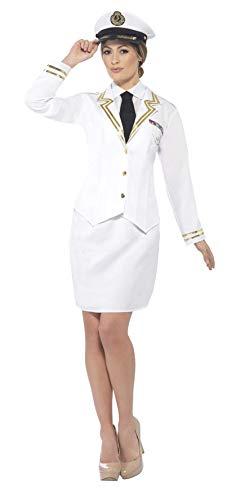 Smiffy' s 44514x 1da donna Naval Officer costume (X-Large)