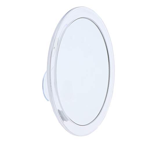 iegel 5X Vergrößerung Make-up-Spiegel Schminkspiegel mit 3 Saugnäpfen ()