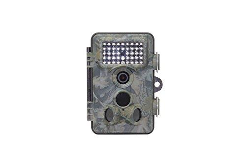 """BW HD 1080P Fotocamera Trail """"Camo Cam-IP65, PIR, 20m visione notturna, 1/3di pollice CMOS, 0,6sec Trigger, display LCD da 2,4pollici"""