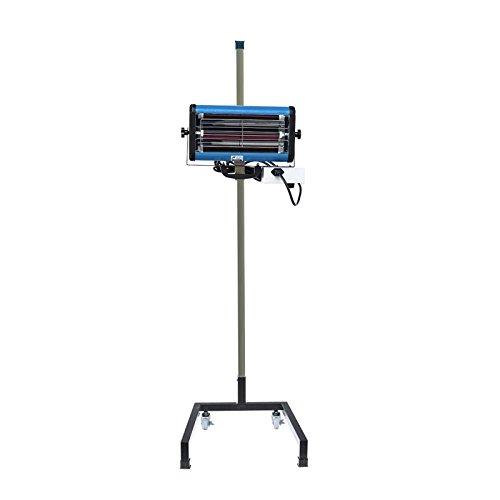 Preisvergleich Produktbild IR- Lacktrockner 1 Lampe 1000W 230V RP-S1000ECO Infrarotstrahler Heizstrahler