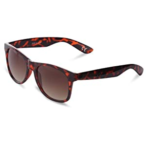 Vans Spicoli 4 Shades - Gafas de sol Hombre, Marrón (Tortoise Shell), Talla única