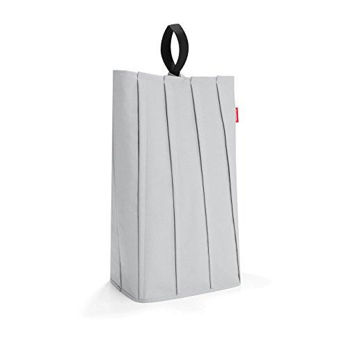 reisenthel laundrybag L light grey Maße: 45 x 65 x 24 cm , Volumen: 55 l