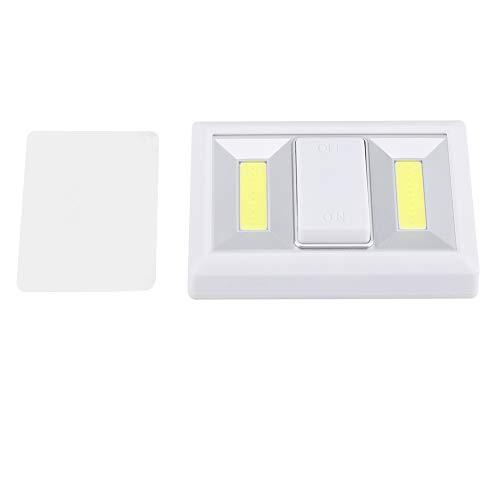 Schranklicht, batteriebetriebenes Licht, tippen Sie auf Licht, Berührungslicht, Nachtlicht, Dienstprogramm, Wandmontage unter dem Schrank, Regal