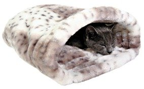 Cushy Bag, Comfy Cat Cave Bed by Trixie