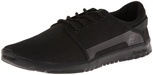 Etnies Scout, Chaussures de sports extérieurs homme Noir