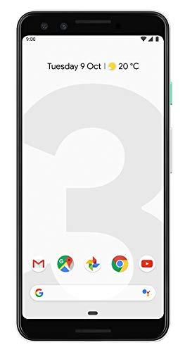 "Foto Google Pixel 3 14 cm (5.5"") 4 GB 128 GB SIM Singola 4G Nero 2915 mAh"