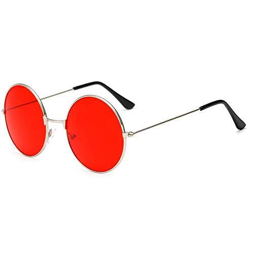 Retro 90er Jahre Trendige Steampunk Sonnenbrille Frauen