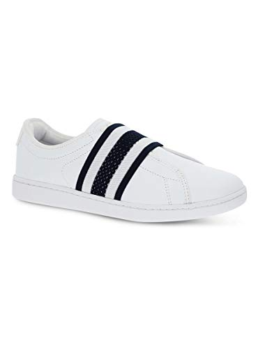 Lacoste Carnaby Evo Slip White Damenschuh 36 Weiß - Lacoste Sneakers Slip
