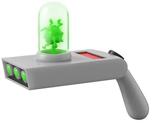 Funko- Rick Morty Light And Sound Portal Gun Pistola Sonora e Luminosa, 22958