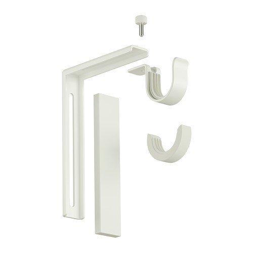 Ikea Wand-/Deckenbefestigung BETYDLIG - Weiß