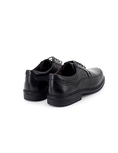 Fluchos- retail ES Spain Clipper, chaussures Derby homme Noir