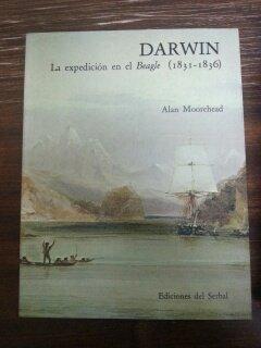 Portada del libro DARWIN. LA EXPEDICION EN EL BEAGLE (1831 - 1836)