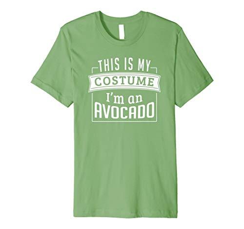 (Last Minute Kostüm Ideen: This Is My Kostüm Ich bin ein Avocado)