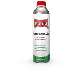 Ballistol 82174 Universal Oil, 500 ml