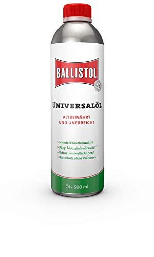 Ballistol 82174 Dose, Mehrfarbig, 500 ml - Reinigung Waffe Auto