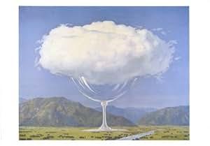 La Corde Sensible by Rene Magritte, 100x72
