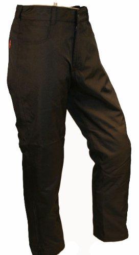 Nero Moto 5Tasca Pantaloni Black 44