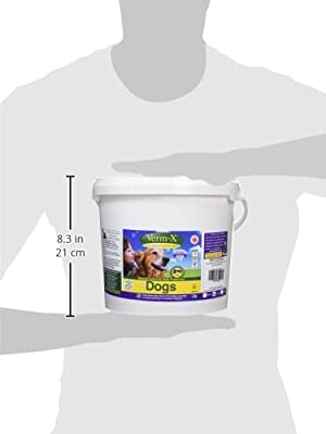 Verm-X Dog Crunchies, 1.3 Kg
