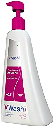 VWash Plus Intimate Hygiene Wash - 350 ml