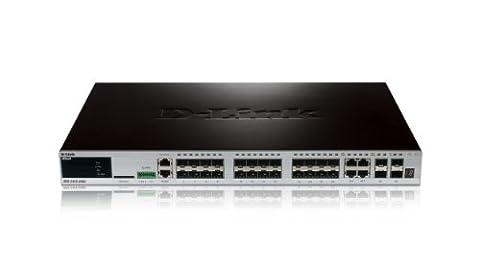 Net Switch 1000T 24P D-LINK DGS-3420-28PC xStack 19