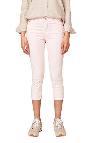 ESPRIT Damen Hose 038EE1B013, Rosa (Pastel Pink 695), - Frauen Denim Für Bekleidung