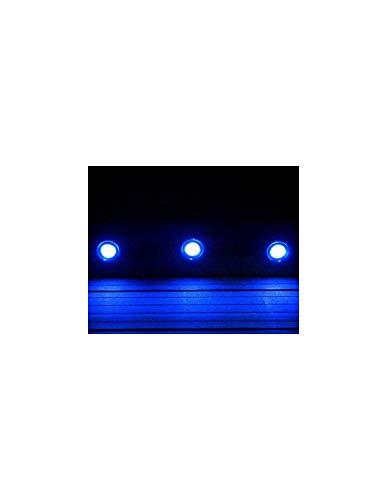 Kit Spots LED RGB Multicolore Encastrables Ronds Extra Plats SP-R07 - RGB - multicolore - 16 spots LED - InfraRouge