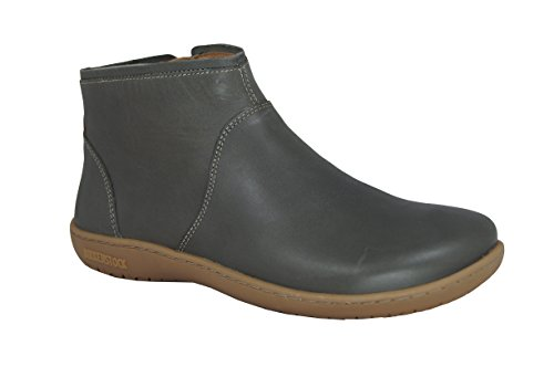 Birkenstock Bennington - Damenstiefel und anatomischen Fußbett Grau
