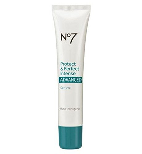 No7 Protect & Perfect Intense 30Ml De Sérum Avancée - Lot De 2