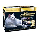 Miamor Ragout Royale in Jelly Multimix 12 x 100 g , Futter, Tierfutter, Nassfutter für Katzen