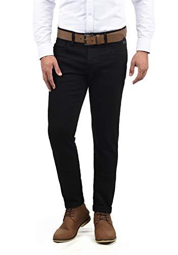 PRODUKT Paco Herren Jeans Hose Denim Stretch Slim Fit, Größe:W32/32, Farbe:Black Denim