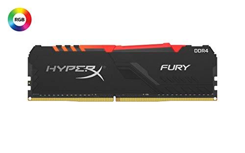 HyperX Fury HX426C16FB3A/16 DIMM DDR4 16GB 2666MHz CL16 RGB