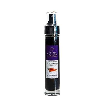 ANTICA SICILIA | ACETI AROMATICI | Condiment au vinaigre balsamique de Modène IGP avec du Piment | 5 cl. | SPRAY